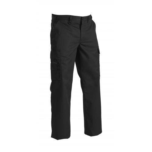 Pantalon de travail Cargo Multipoches 1400 noir - BLAKLADER - 140018009900