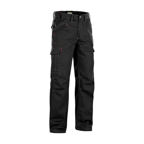 Pantalon de travail profil XTREME Noir - BLAKLADER - 140318009900