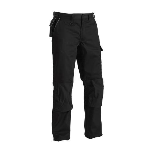 Pantalon de travail Artisan poches italiennes Noir/Gris - BLAKLADER - 140618609994