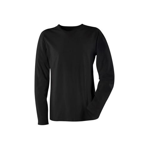 T-Shirt de travail Manches longues Noir - BLAKLADER - 331410329900
