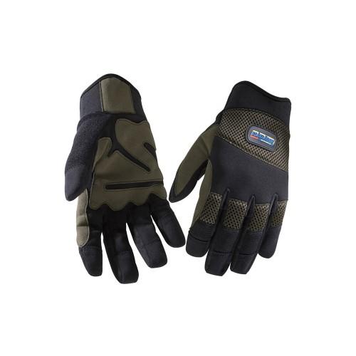 Gant de travail Noir/khaki - BLAKLADER - 223439149922
