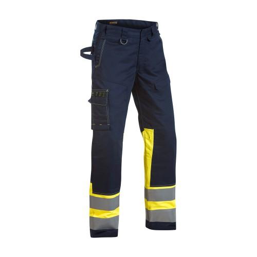 Pantalon de travail Multinormes haute visibilité - BLAKLADER - 147815068933