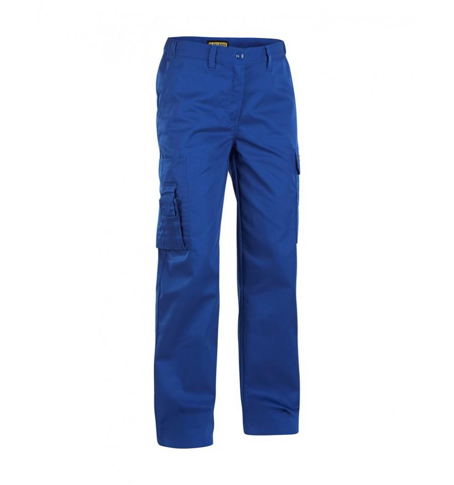 Blaklader Femme 712018008500 Pantalon Bleu Roi Service Travail De zqBranzR