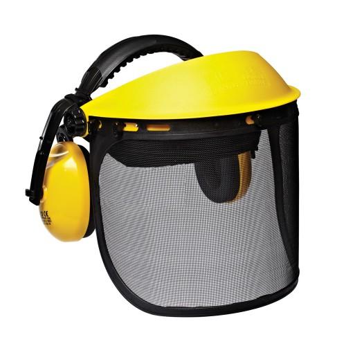 Kit de sécurité visière de protection faciale casque anti-bruit - DICKIES - SA8401