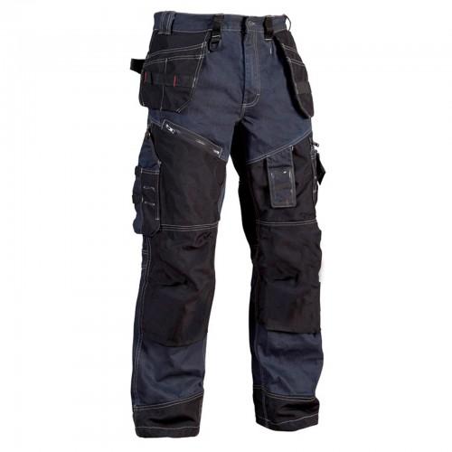 Pantalon de travail X1500 Marine/Noir - BLAKLADER - 150011408999