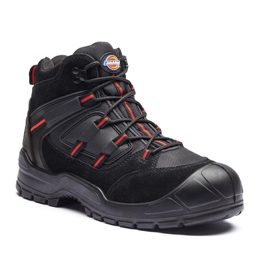 Chaussures de sécurité montantes EVERYDAY DICKIES S1P SRC DICKIES FA247 B
