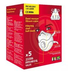 Masque Coque FFP3