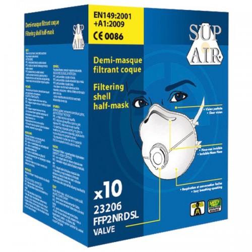 Masque Coque FFP2