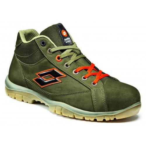 Chaussures de sécurité LOTTO JUMP 900 MID S3 SRC - LOTTO WORKS - Q8517