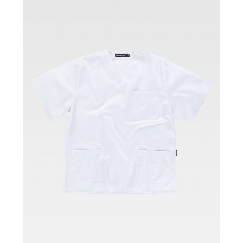 blouse/pyjama médicale