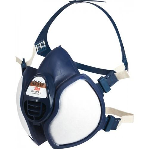 Masque contre les solvants 4251 EN 405:2001