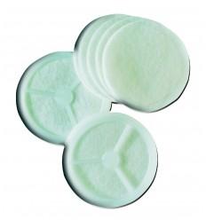 Pré filtres pour cartouches demi-masque (10+2 fixations)