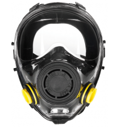 Masque complet 2 filtres à baïonnettes