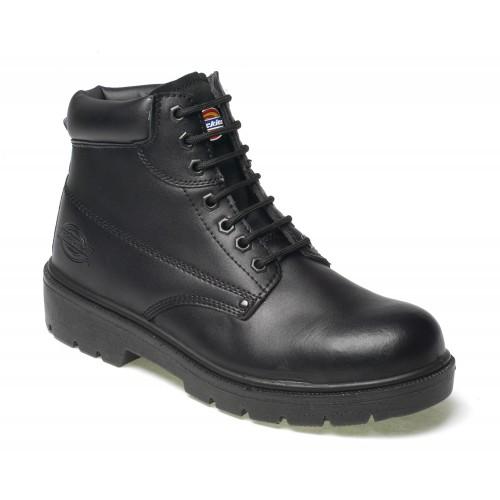 Chaussures de sécurité DICKIES ANTRIM S1-P SRA Noires