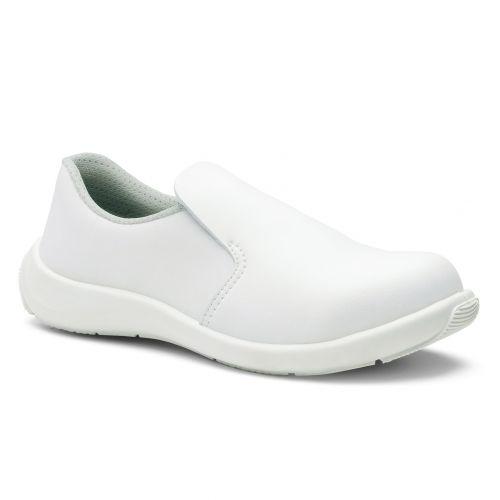 Chaussures de sécurité femme BIANCA BLANC S2 - S24 | 8932