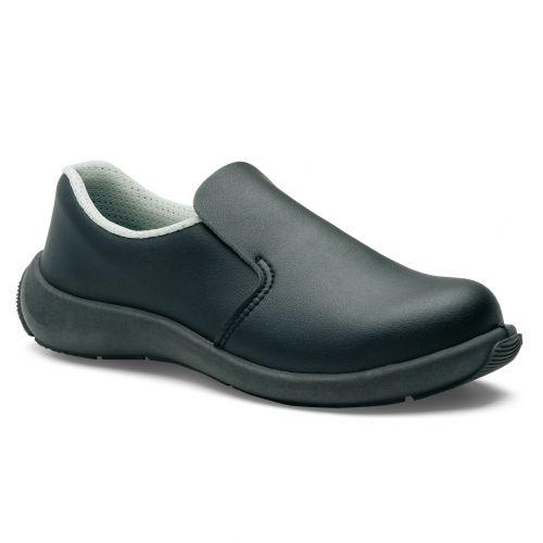Chaussures de sécurité femme BIANCA NOIR S2 - S24 | 8192