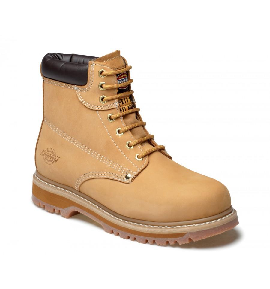 vente en ligne matériau sélectionné fournir un grand choix de Chaussures de sécurité montante CLEVELAND SB-P HRO SRC - DICKIES - FA23200