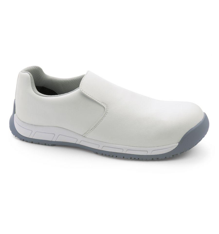 vente chaude en ligne 36e15 133c6 Chaussures de cuisine de sécurité MILK EVO BLANC S3 - S24 - 5432